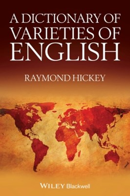 (ebook) A Dictionary of Varieties of English