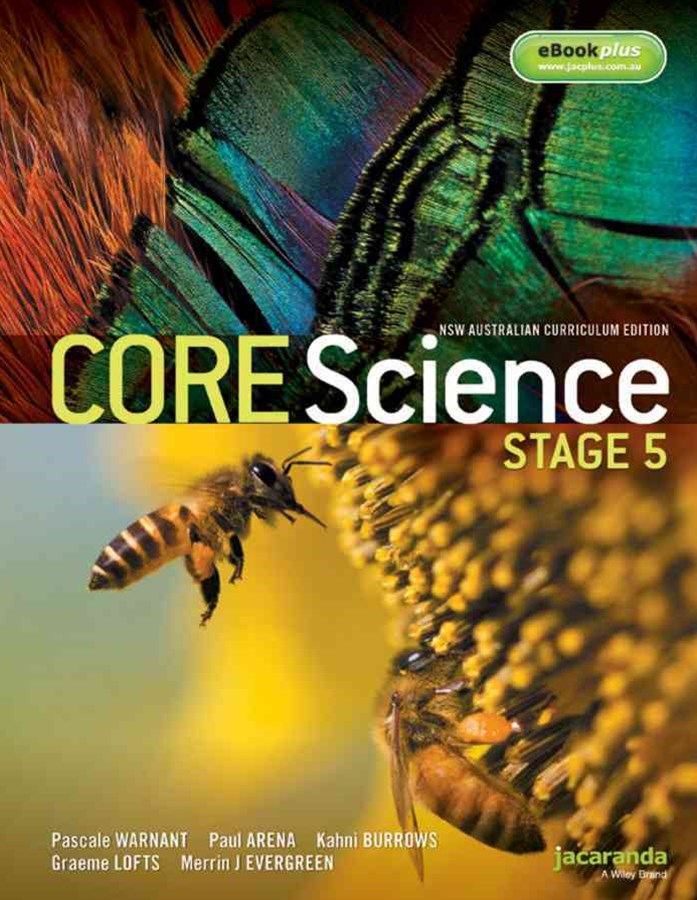 Core Science Stage 5 NSW Australian Curriculum Edition & eBookPLUS