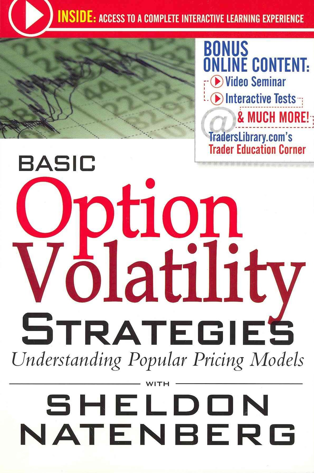 Natenberg on Option Volatility Strategies