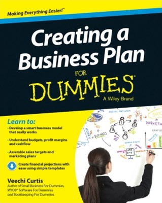 (ebook) Creating a Business Plan For Dummies