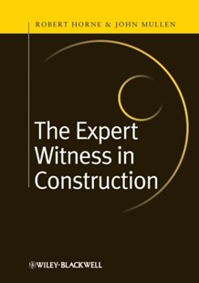 (ebook) The Expert Witness in Construction - Reference Law