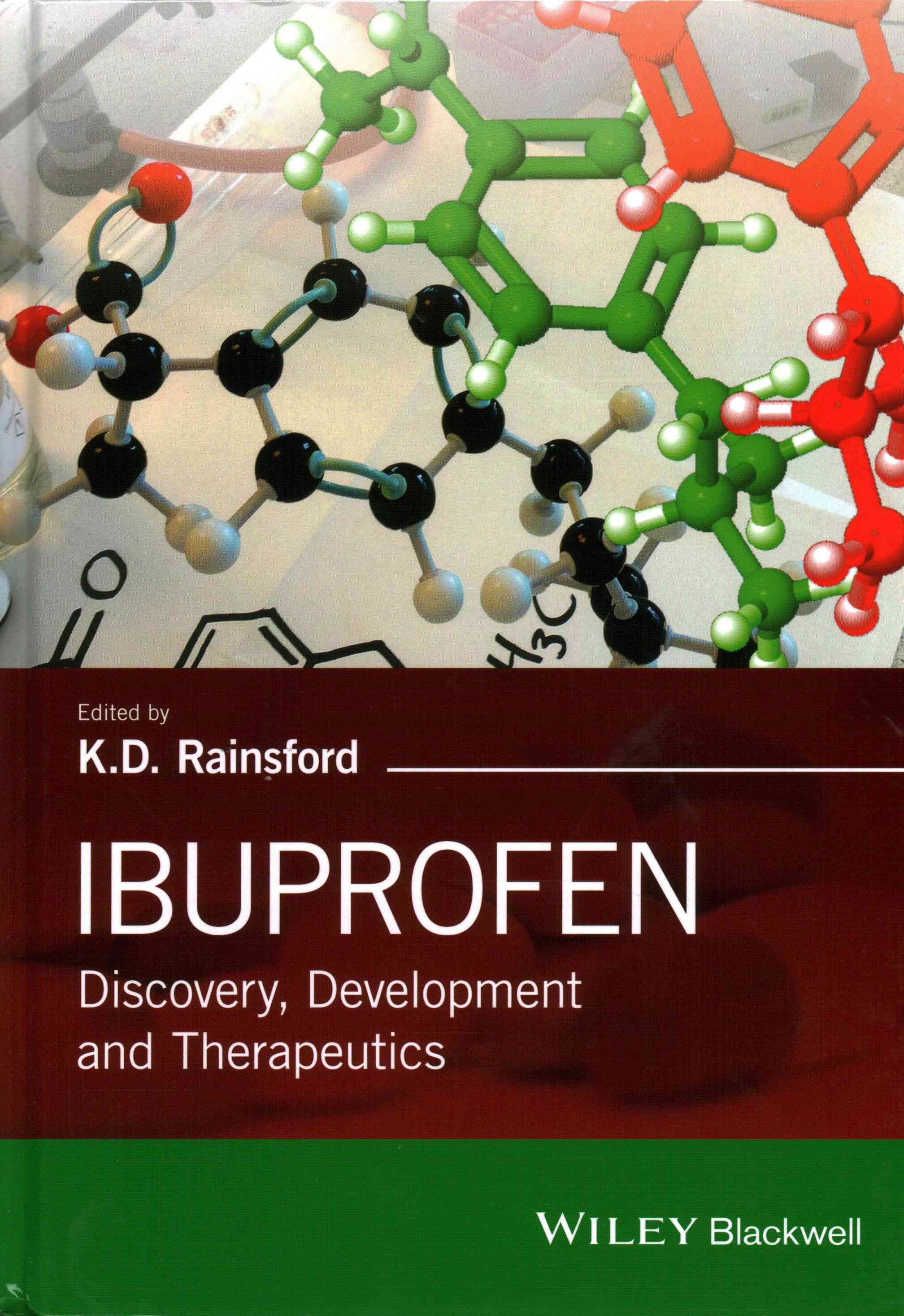 Ibuprofen - Discovery, Development & Therapeutics  2E