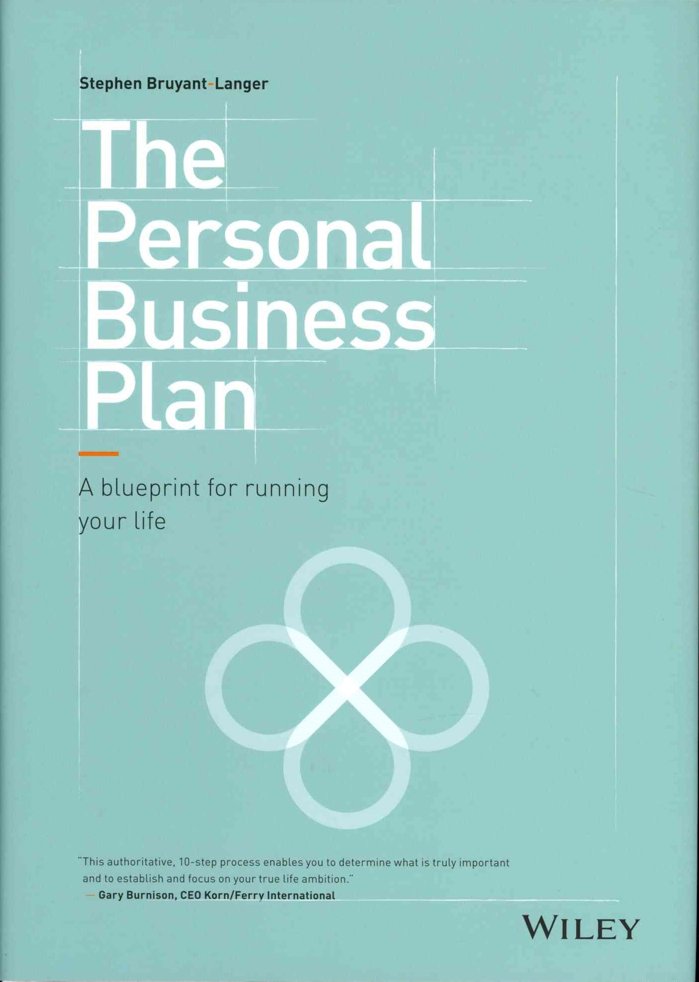The Personal Business Plan - a Blueprint for      Running Life