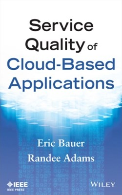 Service Quality of Cloud-Based Applications