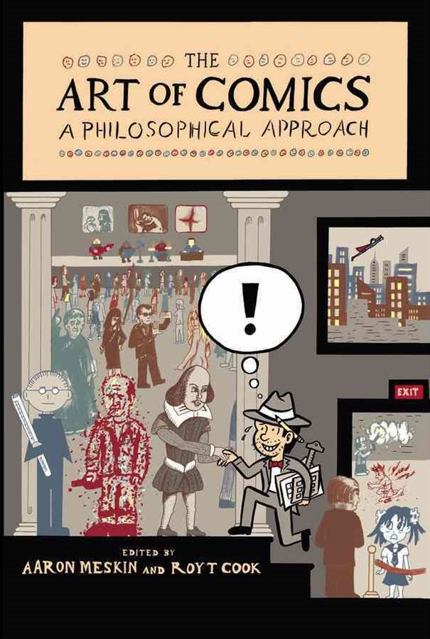 The Art of Comics - a Philosophical Approach