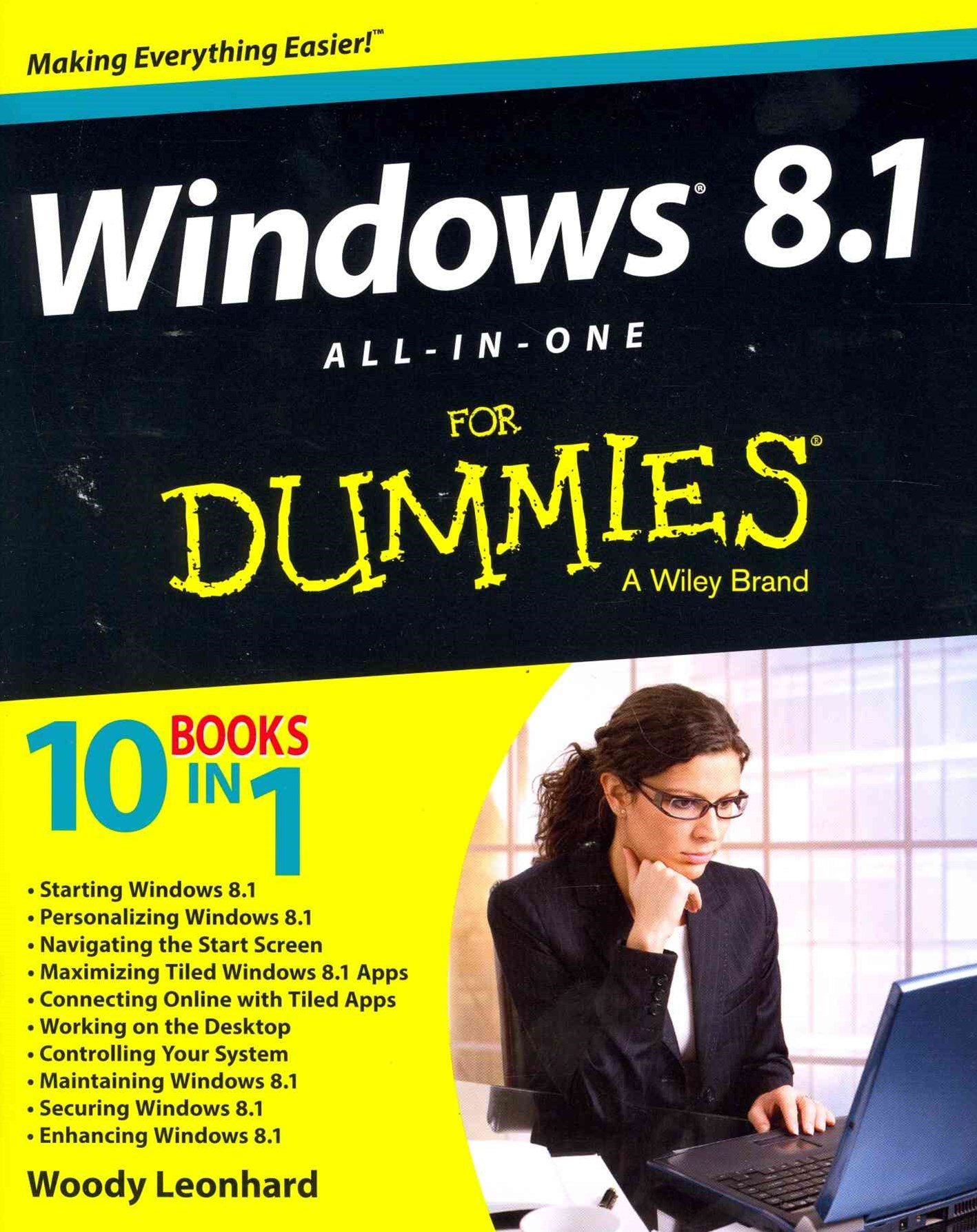 Windows 8. 1 All-In-One for Dummies