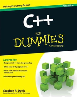 C++ for Dummies, 7th Edition by Stephen R. Davis (9781118823774) - PaperBack - Computing Programming