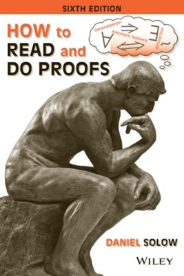 (ebook) How to Read and Do Proofs
