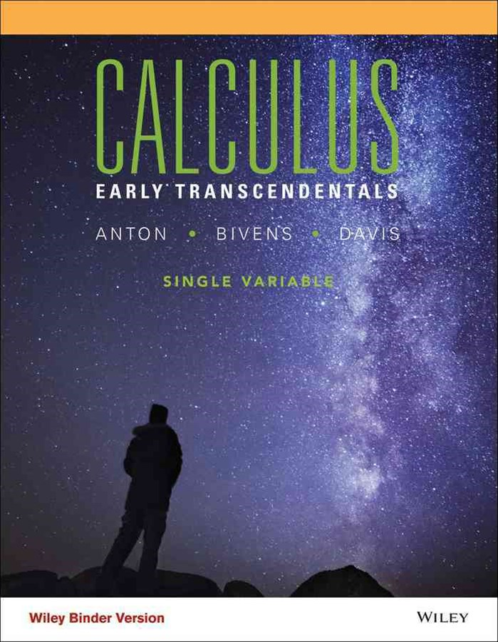 Calculus Early Transcendentals Single Variable Eleventh Edition Binder Ready Version