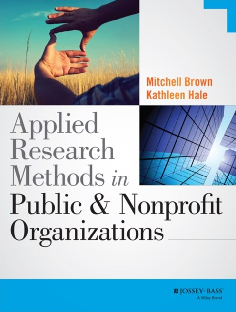 (ebook) Applied Research Methods in Public and Nonprofit Organizations