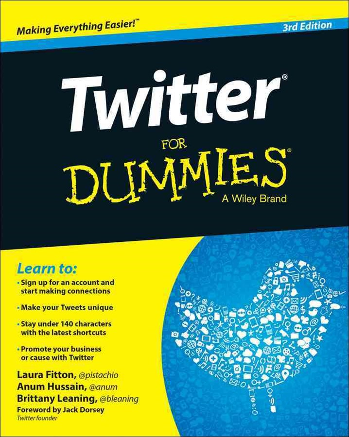 Twitter for Dummies®, 3rd Edition