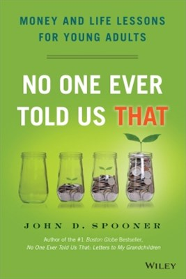 (ebook) No One Ever Told Us That