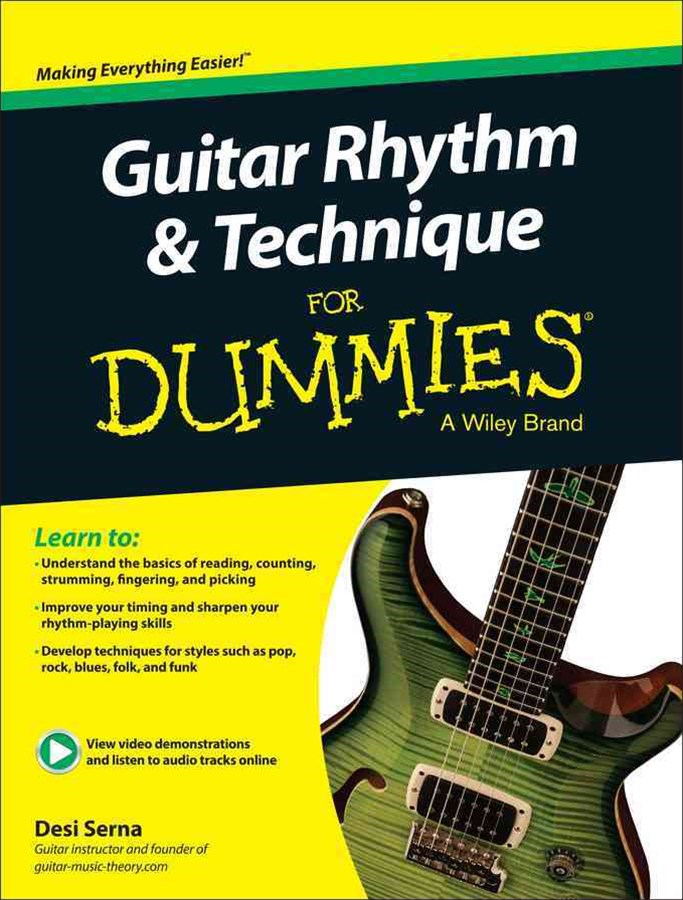 Guitar Rhythm & Technique for Dummies