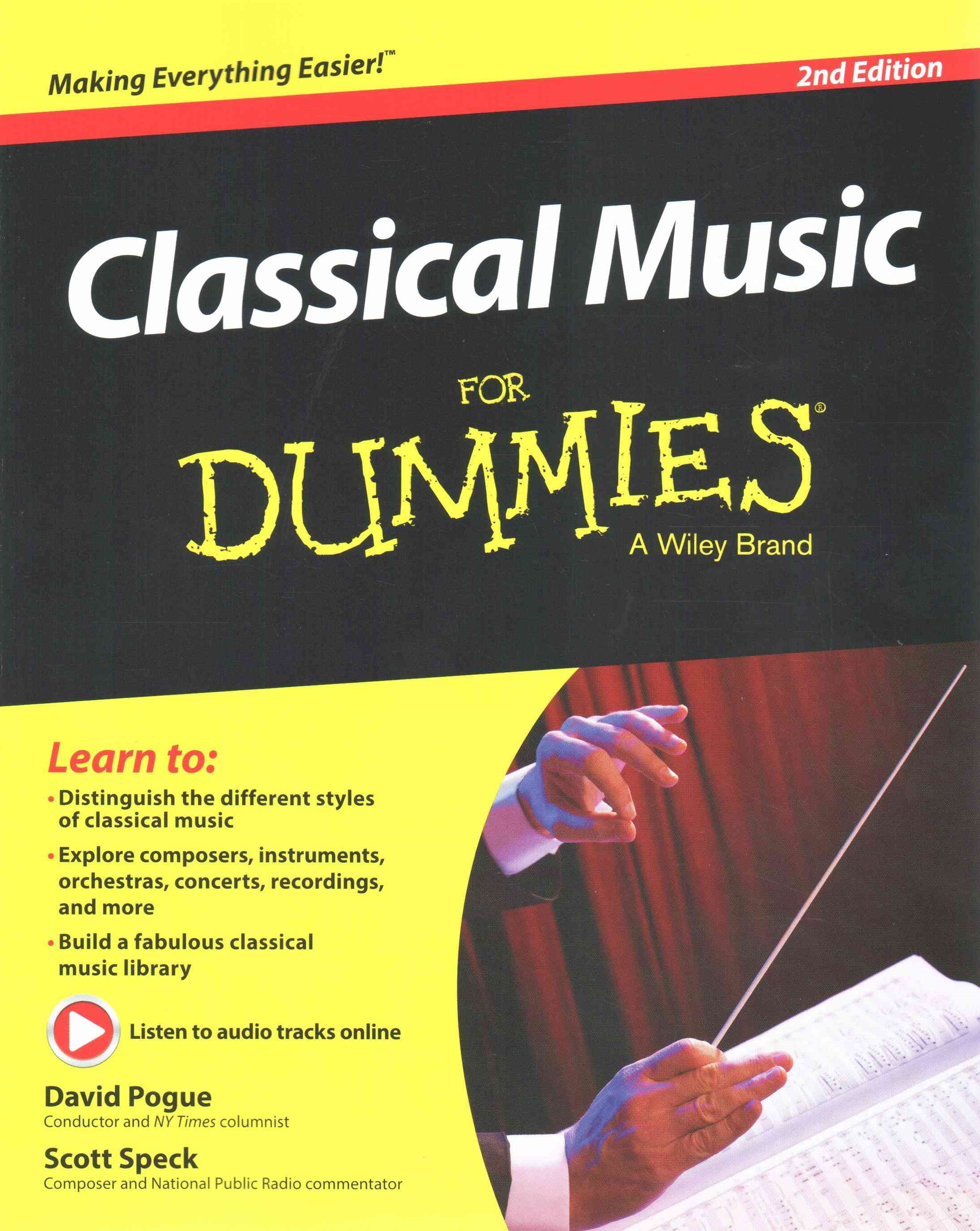 Classical Music for Dummies-«