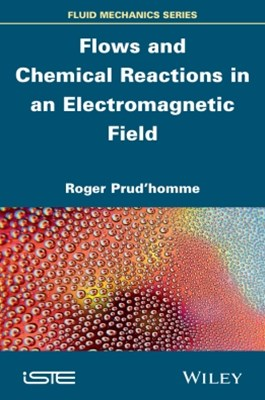Flows and Chemical Reactions in an Electromagnetic Field