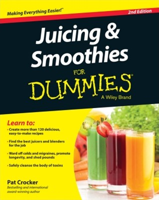 (ebook) Juicing and Smoothies For Dummies