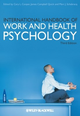 (ebook) International Handbook of Work and Health Psychology