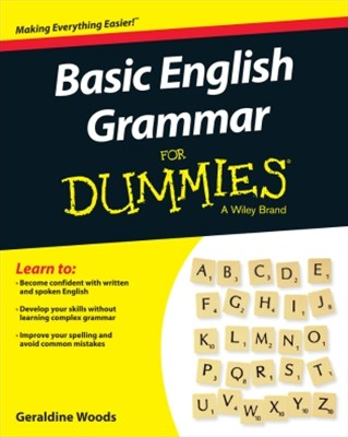 (ebook) Basic English Grammar For Dummies - US