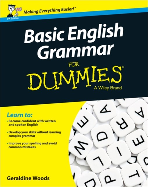 (ebook) Basic English Grammar For Dummies - UK