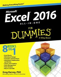 Excel-« 2016 All-in-One for Dummies-«