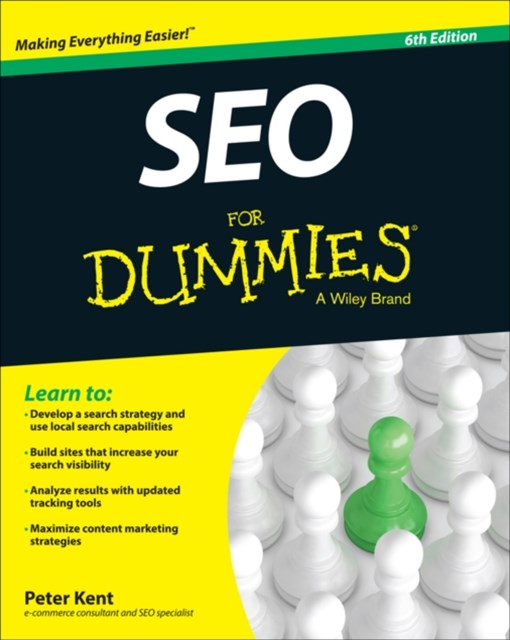 (ebook) SEO For Dummies