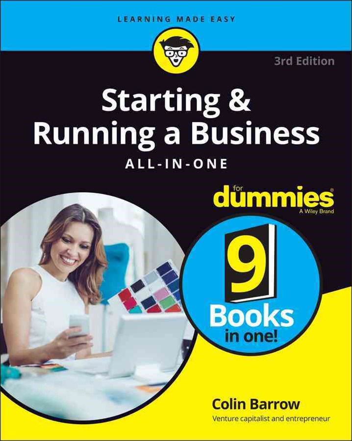 Starting & Running a Business All-In-One for      Dummies 3E UK Edition