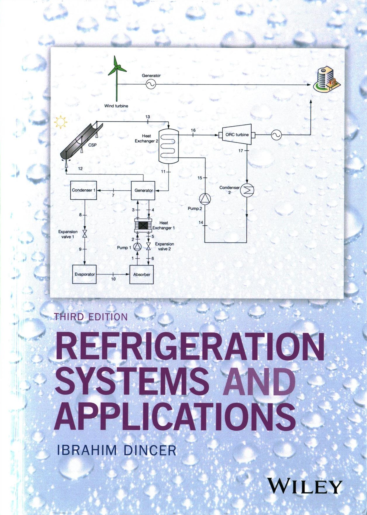 Refrigeration Systems and Applications, 3E