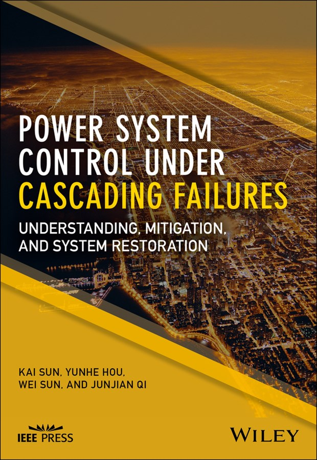 Power System Control Under Cascading Failures