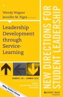 Leadership Development through Service-Learning