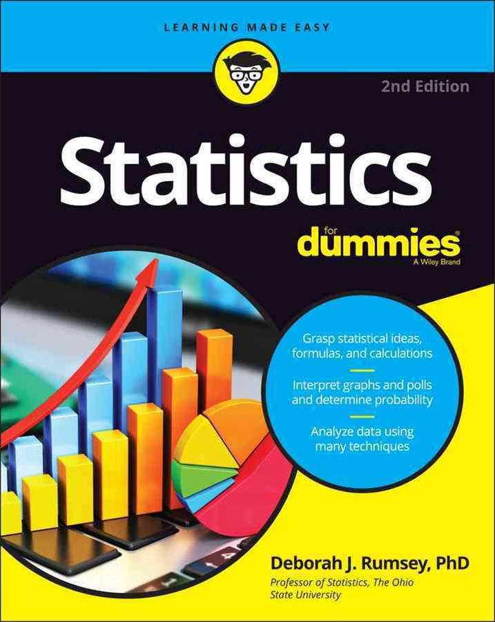 Statistics for Dummies, 2nd Edition