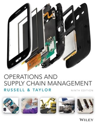 (ebook) Operations and Supply Chain Management