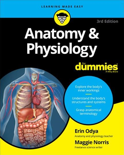 Anatomy & Physiology for Dummies, 3rd Edition