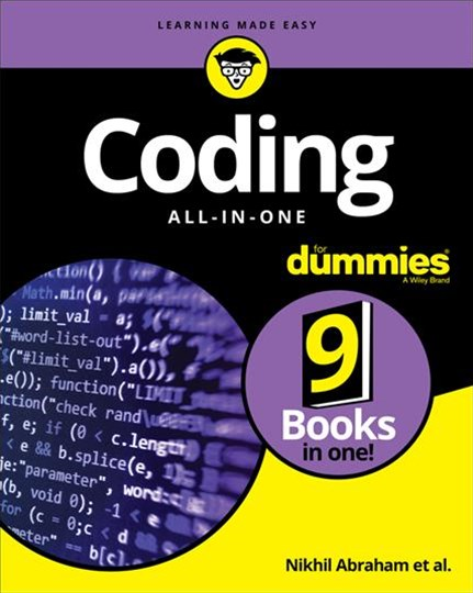 Coding All-in-One For Dummies   | Tuggl