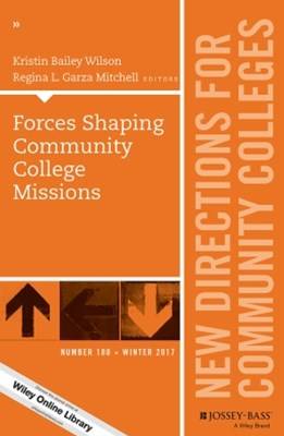 (ebook) Forces Shaping Community College Missions