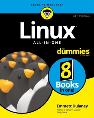 (ebook) Linux All-In-One For Dummies