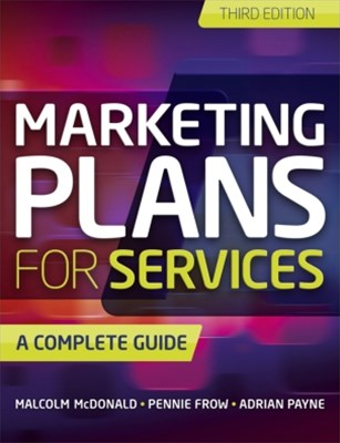 Marketing Plans for Services