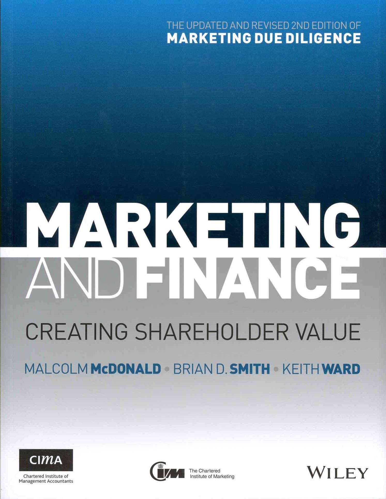 Marketing and Finance - Creating Shareholder Value 2E
