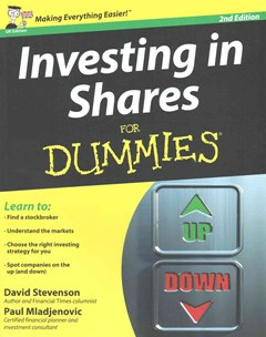 stock investing for dummies by paul mladjenovic pdf