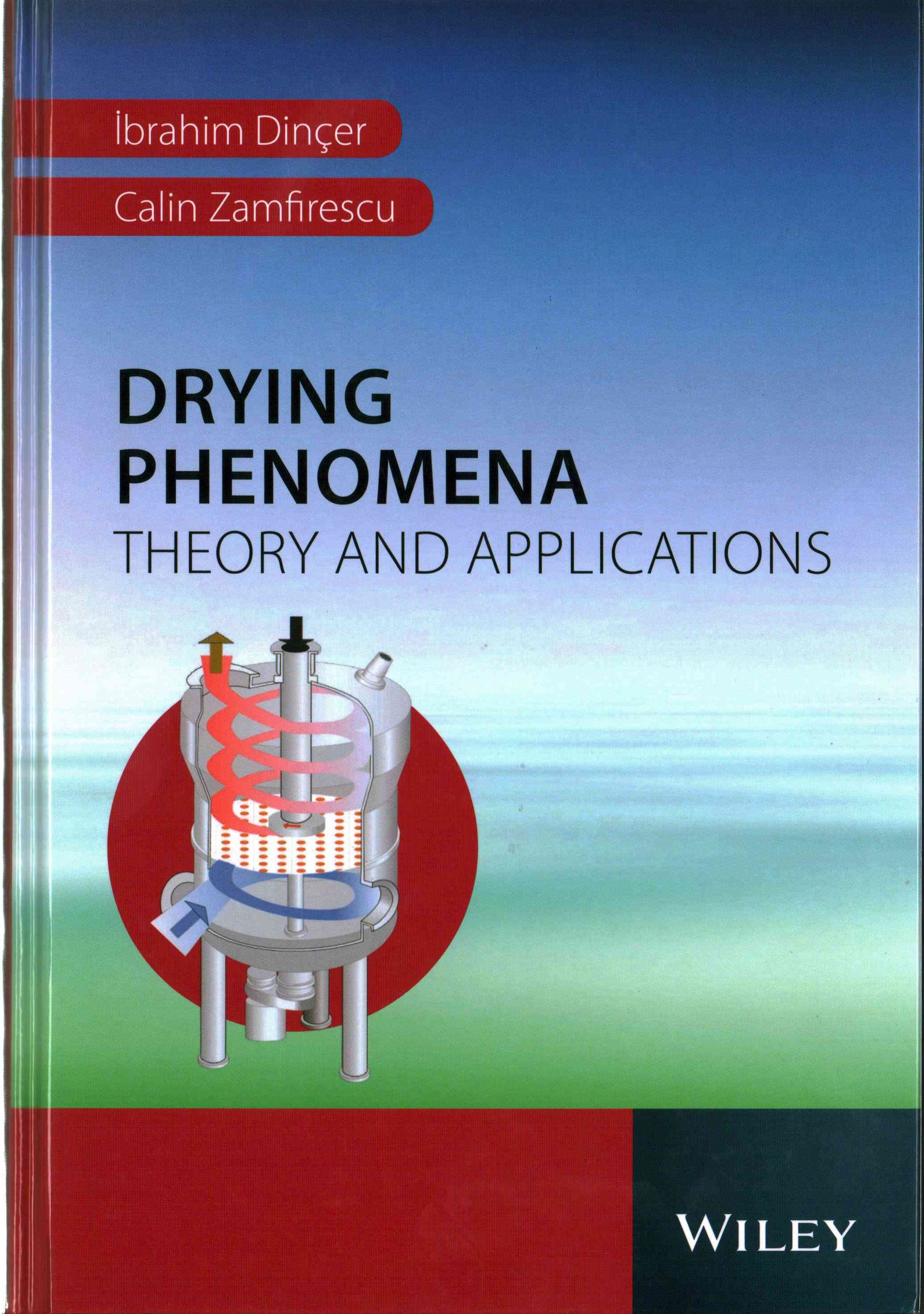Drying Phenomena - Theory and Applications