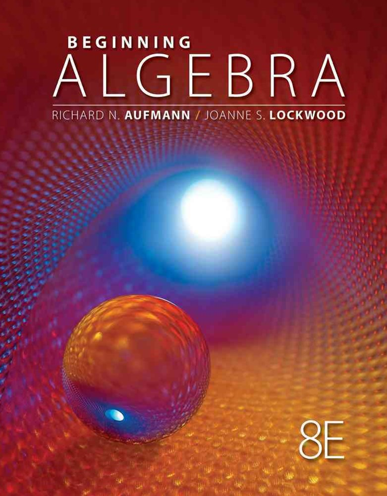 Cengage Advantage Books: Beginning Algebra