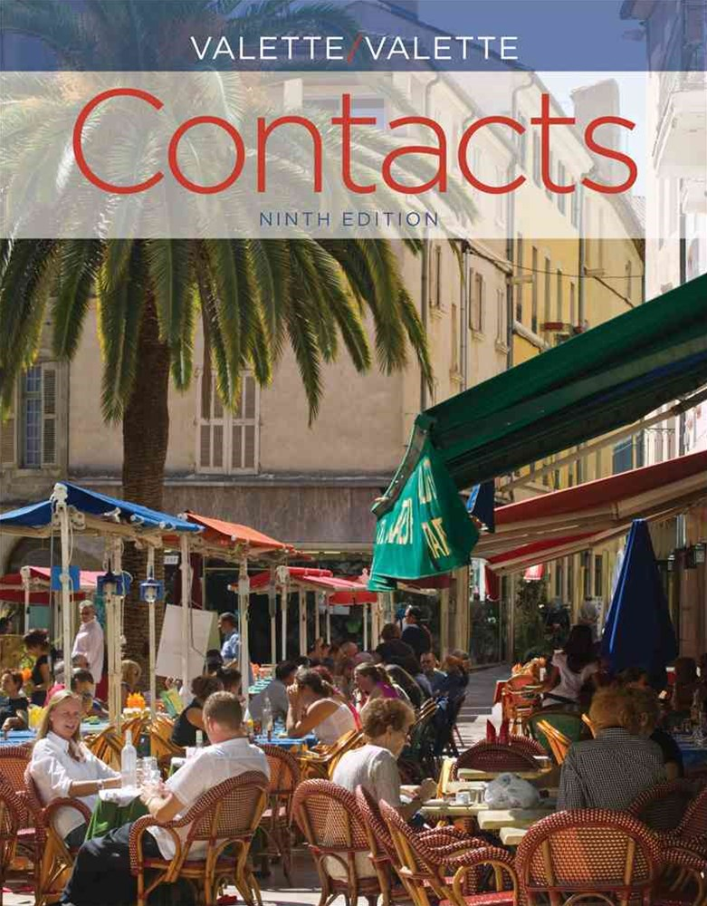 Contacts : Langue et culture franaises
