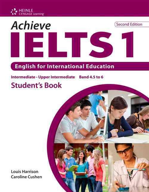 Achieve IELTS 1 : English for International Education
