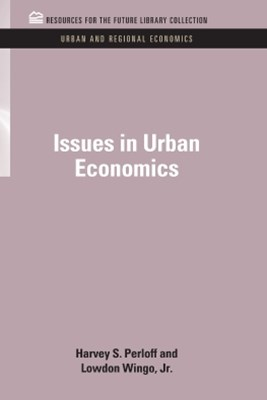 Issues in Urban Economics