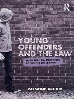 (ebook) Young Offenders and the Law