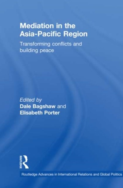 (ebook) Mediation in the Asia-Pacific Region