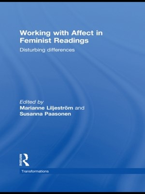(ebook) Working with Affect in Feminist Readings