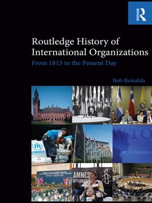 (ebook) Routledge History of International Organizations