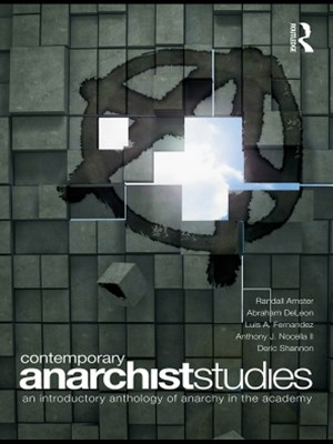 (ebook) Contemporary Anarchist Studies