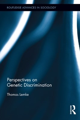 (ebook) Perspectives on Genetic Discrimination