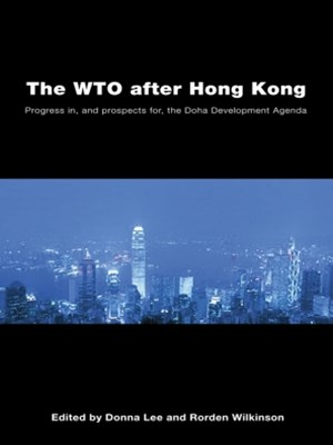 (ebook) The WTO after Hong Kong